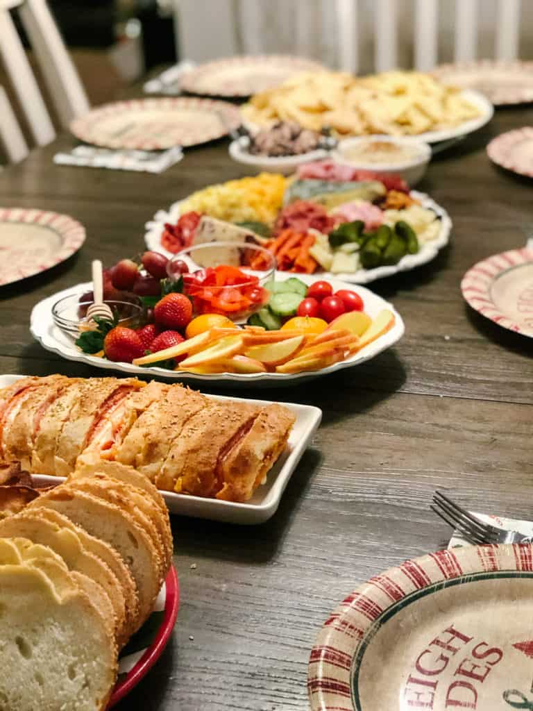 How To Make An Appetizer Grazing Table Whatcha Cooking Good Looking